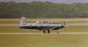 """Pensacola Texan"" by Pete Wenman"